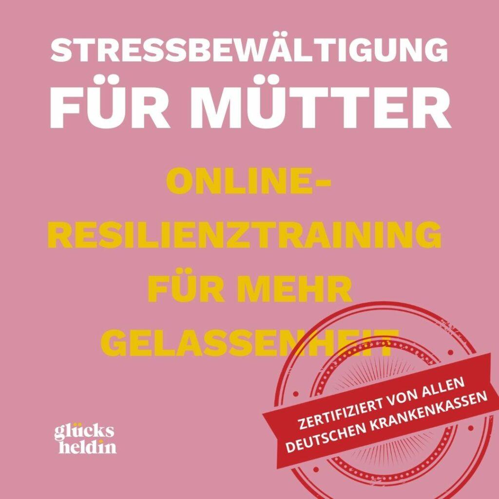Cover von Stressbewältigung für Mütter