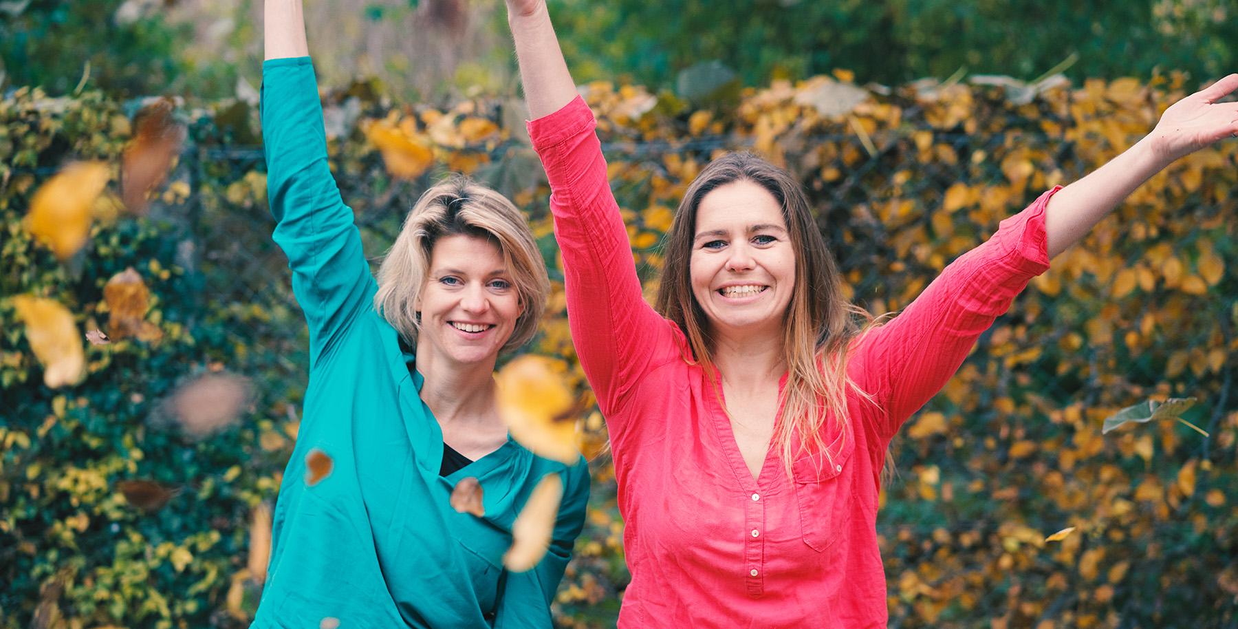 Glücksheldin Gründerinnen