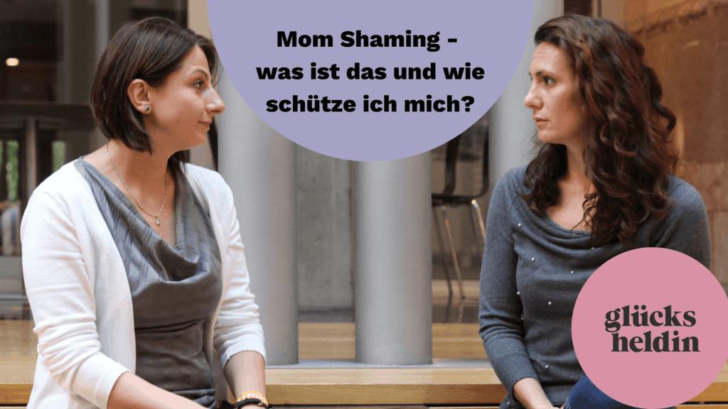 Mom Shaming